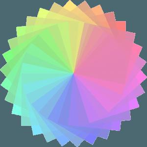 Negative Farben.Farbtherapie Heilen Mit Farbe Chromotherapie Dr Wilden